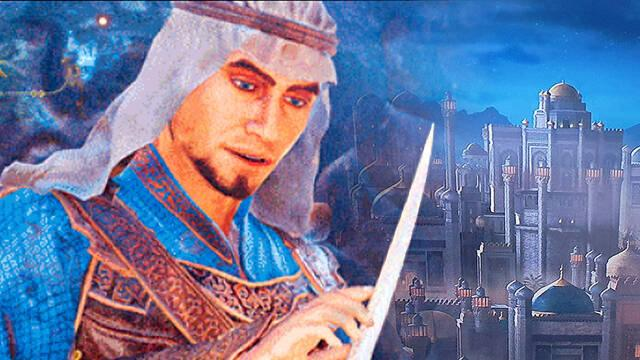 Prince Of Persia: The Sands Of Time Remake filtrado Ubisoft