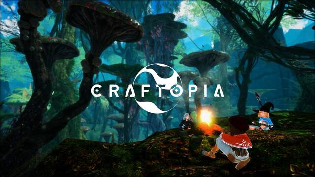 Craftopia y su lanzamiento en PC