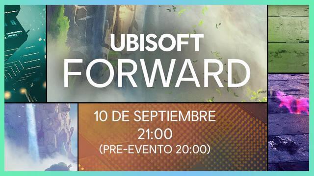 Ubisoft Forward hoy a las 21:00h (hora española)