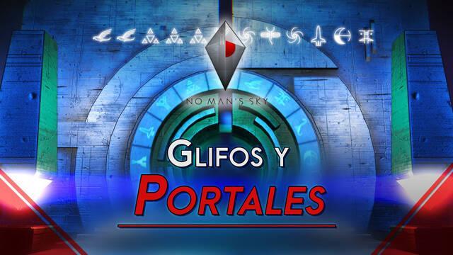 Glifos y Portales en No Man's Sky: ¿Cómo encontrarlos y usarlos?