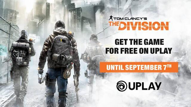The Division PC gratis Ubisoft