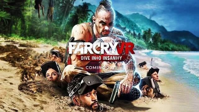Far Cry VR anuncio