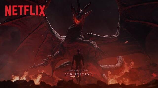 Dragon's Dogma opening de Netflix