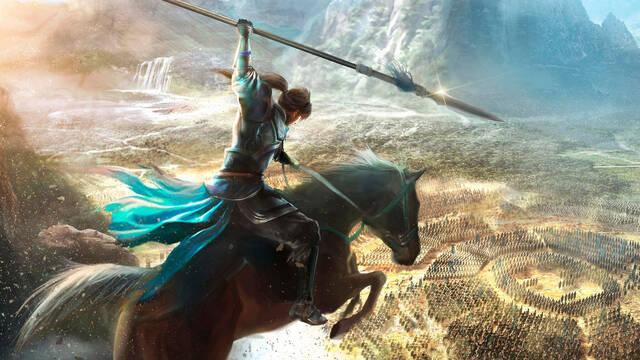 Dynasty Warriors dos nuevos en el TGS 2020