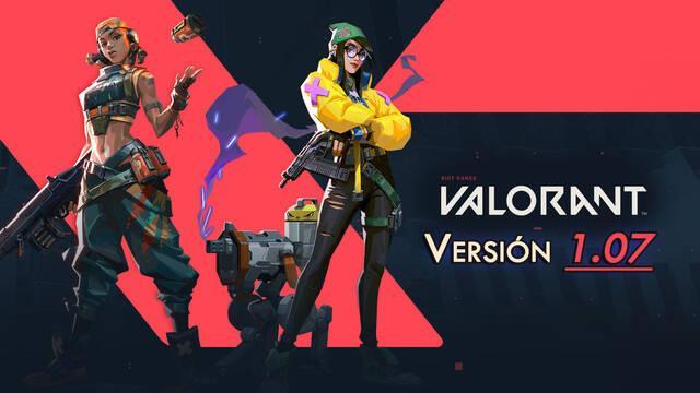 Valorant v1.07: actualización importante para Killjoy y otras mejoras