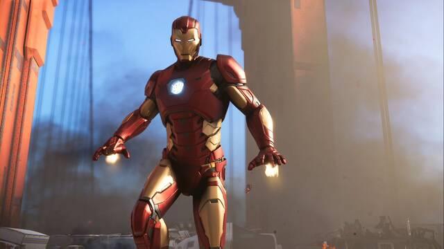 La luz que se apagó al 100% en Marvel's Avengers