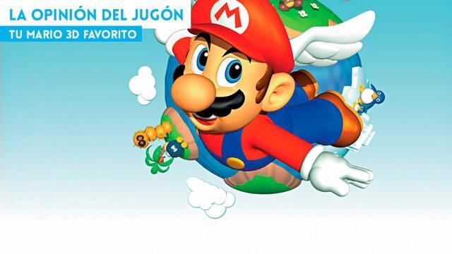 Tu Mario 3D favorito