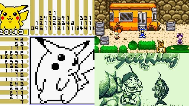 Juegos filtrados Game Boy