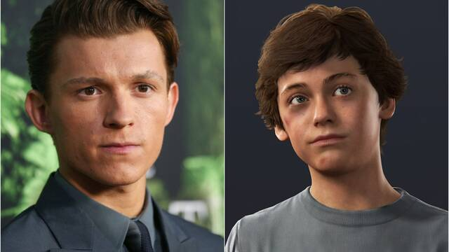 Tom Holland contento con Uncharted
