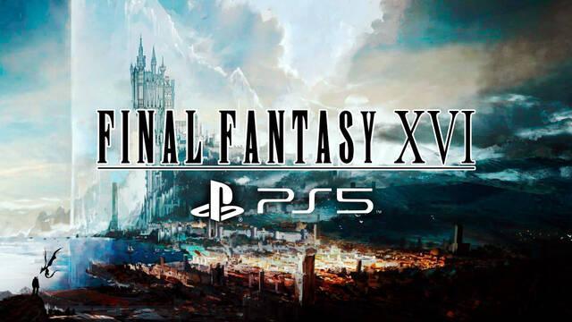 Final Fantasy 16 PS5 evento Sony miércoles FF XVI