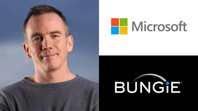 Rumores de compra de Bungie por parte de Microsoft.