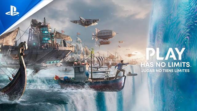 Nuevo anuncio de PS5 para televisión.