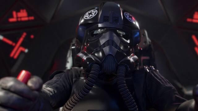 Star Wars: Squadrons presenta un nuevo tráiler cinemático.