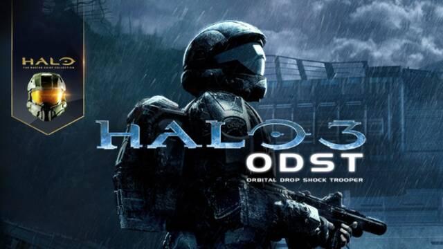 Halo 3: ODST llega a la Master Chief Collection de PC la semana que viene.