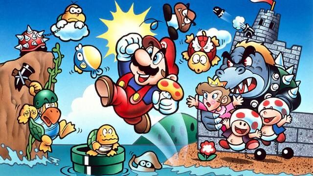 Super Mario Bros 35 años