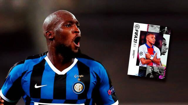 Romelu Lukaku critica FIFA 21 valoraciones estadísticas