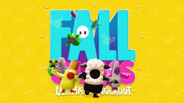 Fall Guys y los tramposos: a una isla