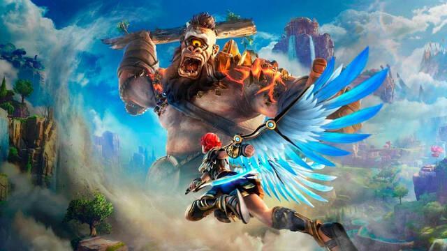 Immortals Fenyx Rising cambió de nombre Gods & Monsters por Monsters Energy