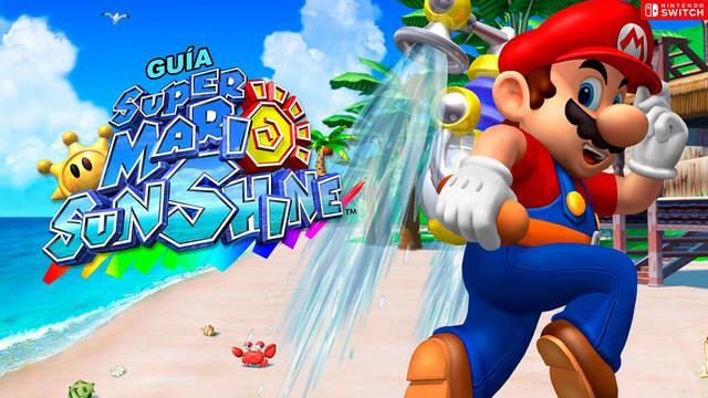 Guía Super Mario Sunshine: trucos, consejos y secretos
