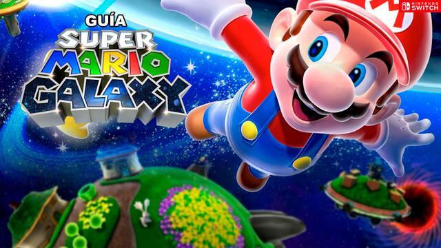 Guía Super Mario Galaxy (Switch): trucos, secretos y consejos