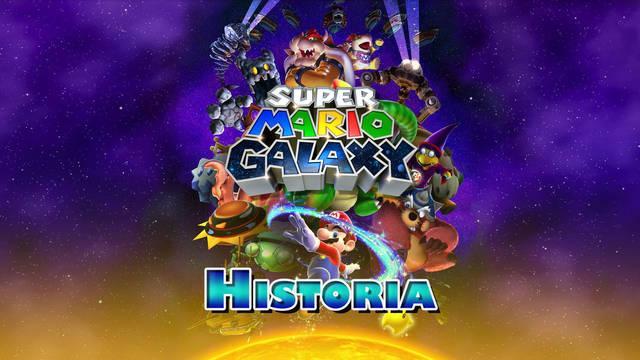 Super Mario Galaxy: Historia al 100% y TODAS las estrellas