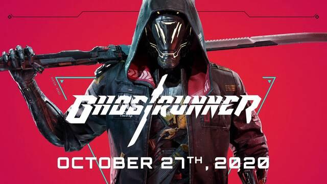 Ghostrunner ya tiene fecha de lanzamiento.
