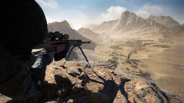 Disparos de largo alcance en Sniper Ghost Warrior Contracts 2.