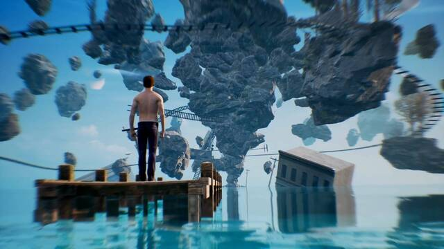 Twin Mirror se estrenará el 1 de diciembre en PS4, Xbox One y PC.