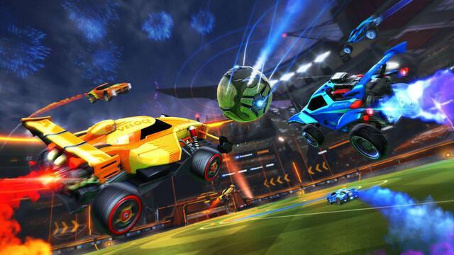 Rocket League será gratuito el 23 de septiembre.