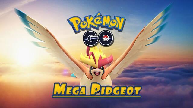 Pokémon GO: Mega Pidgeot desbloqueado en Megaincursiones, fecha y detalles