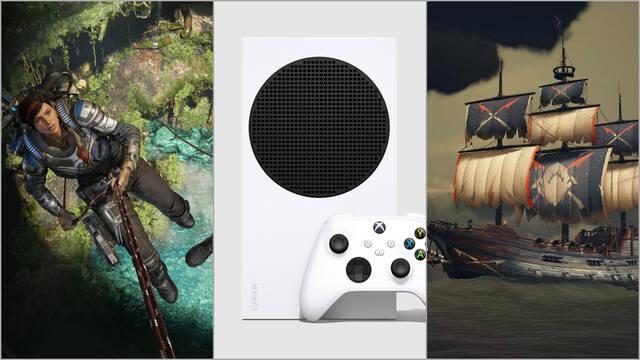 Xbox Series S retrocompatibilidad