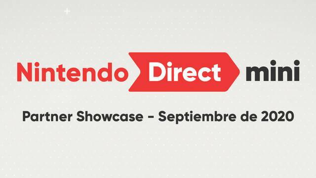 Nintendo Direct Mini septiembre 2020