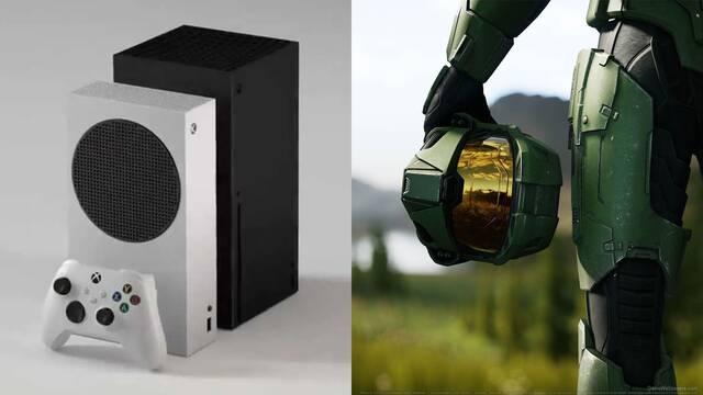 Xbox Series X y Series S no verán afectado su lanzamiento por el retraso de Halo Infinite.