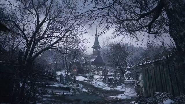 Resident Evil 8 Village trailer ps5