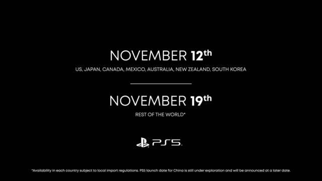 Mañana abren las reservas de PS5.