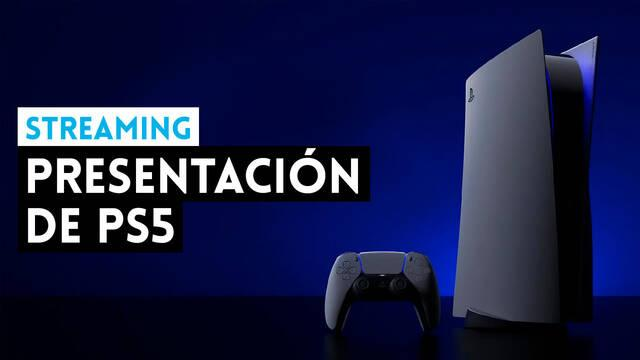 Presentación de PS5 sigue aquí en directo