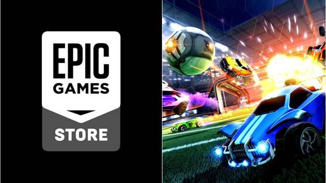 Rocket League gratis en Epic Games Store