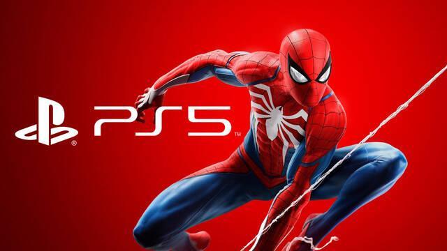 Spider-Man de PS4 remasterizado PS5