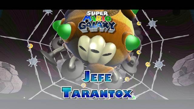 Tarantox en Super Mario Galaxy: ¿Cómo derrotarla?