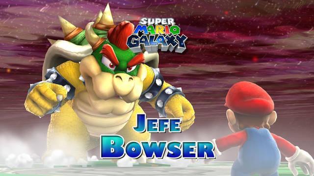 Bowser en Super Mario Galaxy: ¿Cómo derrotarlo?