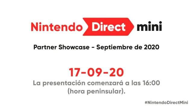Nintendo Direct Mini de hoy