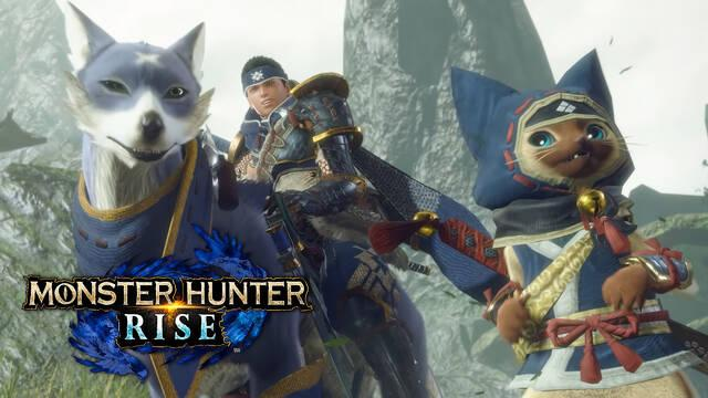 Anunciado Monster Hunter Rise para Switch.