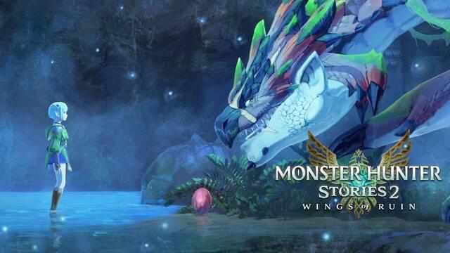 Monster Hunter Stories 2 anunciado para Switch.