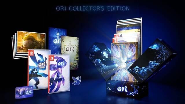 Ori Collector's Edition anunciada para Xbox One, PC y Switch.