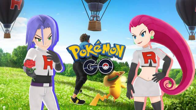 Pokémon GO: Jessie y James abandonan el juego este 30 de septiembre