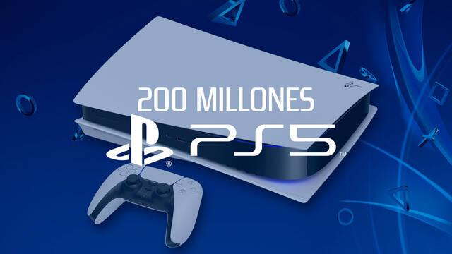 200 millones PS5