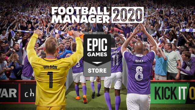 Football Manager 2020 bate récords con EGS