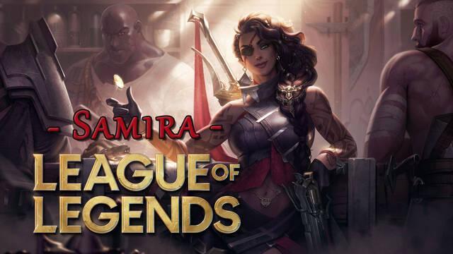 League of Legends desvela las habilidades de Samira, su nueva campeona