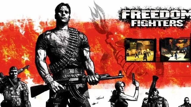 Freedom Fighters aparece en el sistema PEGI
