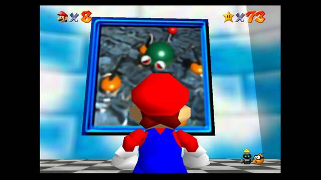 Mundo 11: Wet-Dry World en Super Mario 64 - estrellas y 100%